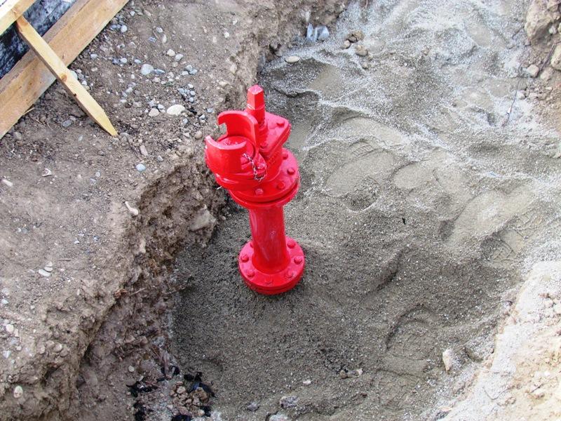 saxanZro hidranti